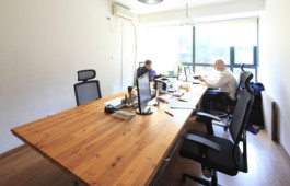 Agora Space, international coworking and shared office